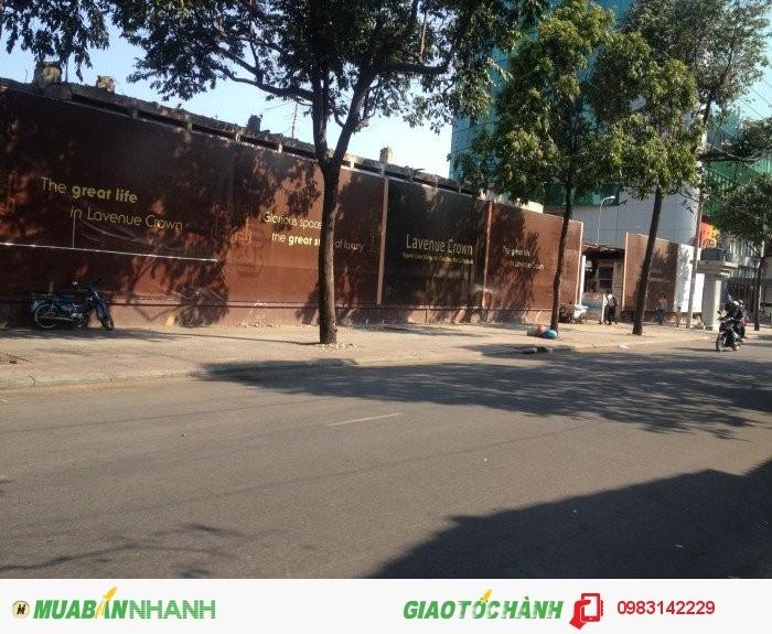 Bán đất 2 mặt tiền 87 Hàm Nghi phường Nguyễn Thái Bình, giá 260 tỷ