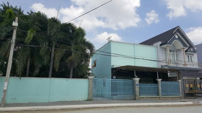 Cần bán gấp nhà mặt tiền Lê Lợi, Nhơn Đức, Nhà Bè DT 270m2. Giá 3,9 tỷ.