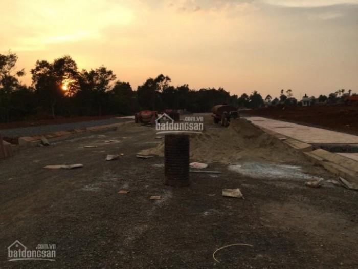 Bán đất nền + nhà phố trung tâm hành chính buôn hồ palama