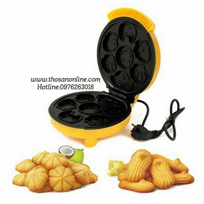 Máy Nướng Bánh Hình Thú (Vàng) Hàng Chính Hãng3