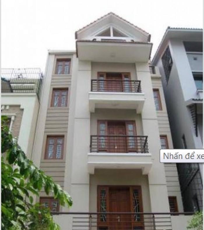 Bán nhà 8 tầng mặt đường Trung Yên 3-Trung Hòa...GIÁ=34tỷ