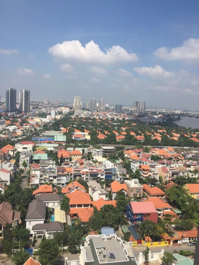 Chủ cần bán Penthouse Masteri Thảo Điền 384m2 2 view 3 garden rất đẹp giá chỉ 15 tỷ