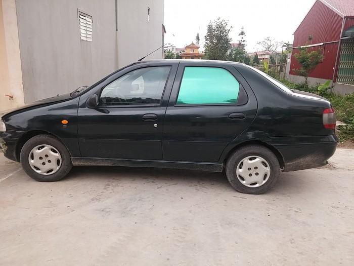 Fiat Siena sản xuất năm 2003 Số tay (số sàn) Động cơ Xăng