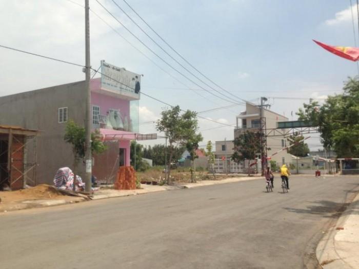 Hưng Phát garden mở bán đợt đầu tiên giá 4,5 triệu/m2 gần kv chợ Bình Chánh