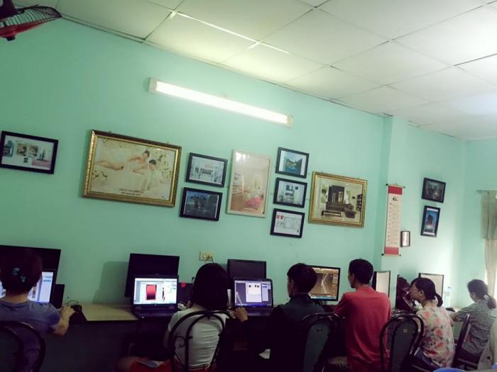 Đào tạo Revit Architecture cho người mới bắt đầu học tại Tp.HCM