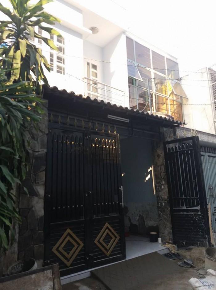 Cần bán căn nhà đường đỗ phúc thịnh p12 gò vấp,SHR,giá 2 tỷ 950