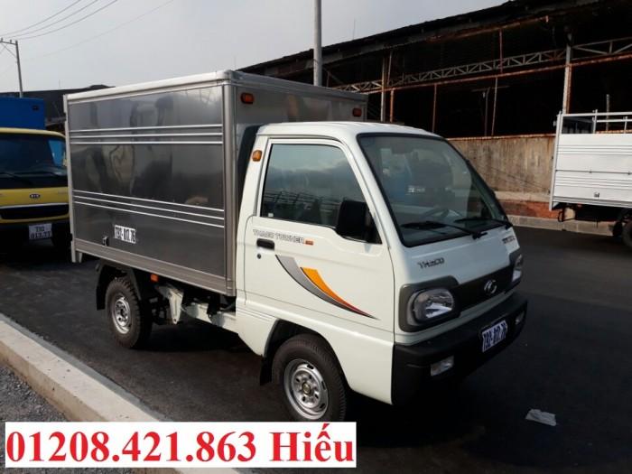 Thaco Towner 800, Towner 750A, Thaco towner 990kg, 850kg, 800kg, 900kg, máy xăng euro 4