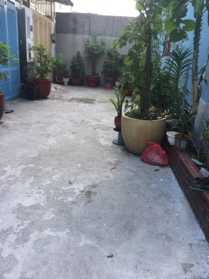 Bán Nhà Hẻm 4 m, Đường Phan Huy Ích, phường 14, Quận Gò Vấp