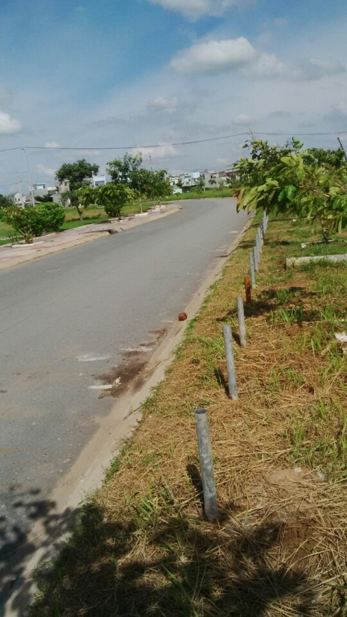 Đất Thổ cư TTHC Thị Trấn Trảng Bom, mặt tiền đường Lê Duẩn.