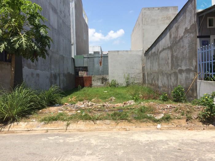 Đất dự án thị trấn Tân Túc đường Bùi Thanh Khiết