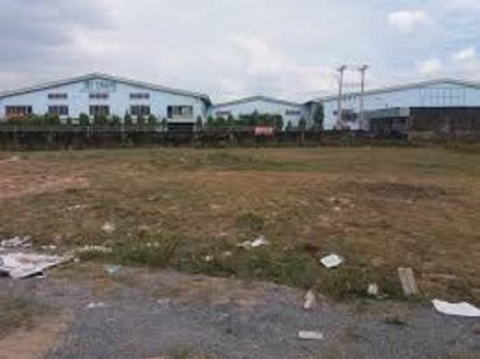 Bán gấp đất thổ cư , sổ riêng, mặt tiền đường nhựa 18m, phường Bình Chuẩn ,Thuận An