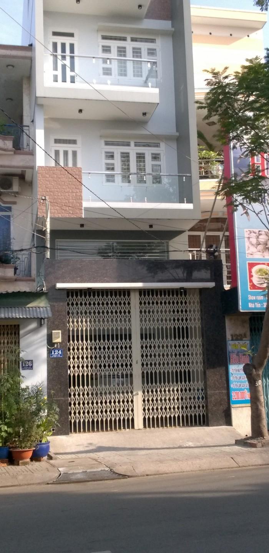 Hẻm 4m Nguyễn Hữu Tiến Nhà 2 Lầu DT 4x13m