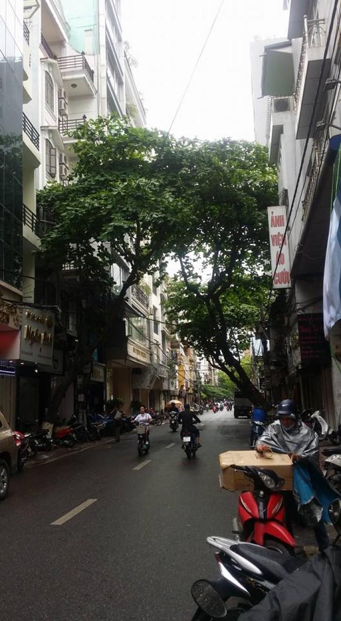 Bán nhà mặt phố Mai Hắc Đế Hai Bà Trưng Hà Nội 81m2 5 tầng mt 3,5m