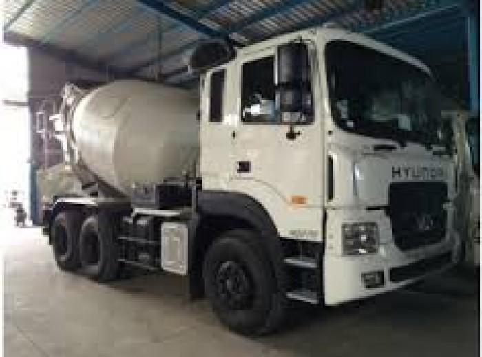 Hyundai HD270 mixer