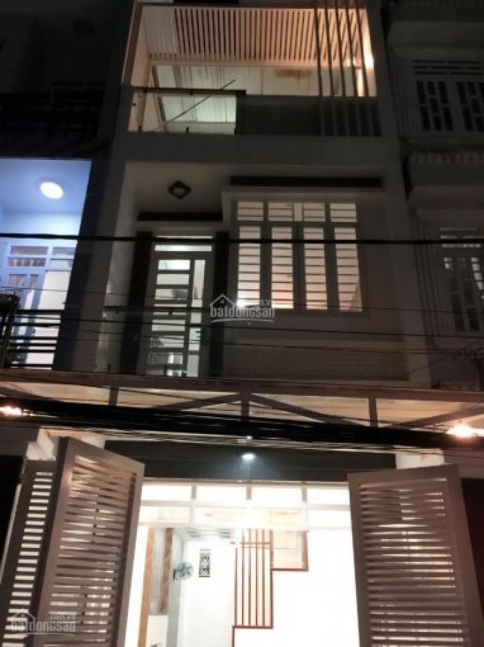 Bán nhà 3 tầng, khu cao cấp mặt tiền hẻm Dương Cát Lợi, thị trấn Nhà Bè, DT 150m2, giá 2.75 tỷ