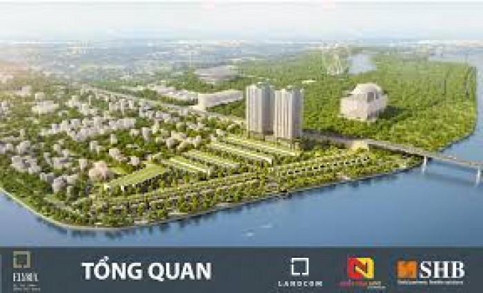 Cơ hôi sở hữu nhà phố, biệt thự ven sông hàn, đất vàng trung tâm quận hải châu, giá chỉ từ 2,5 tỷ/căn