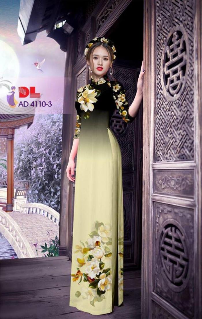 Vải áo dài hoa đẹp29