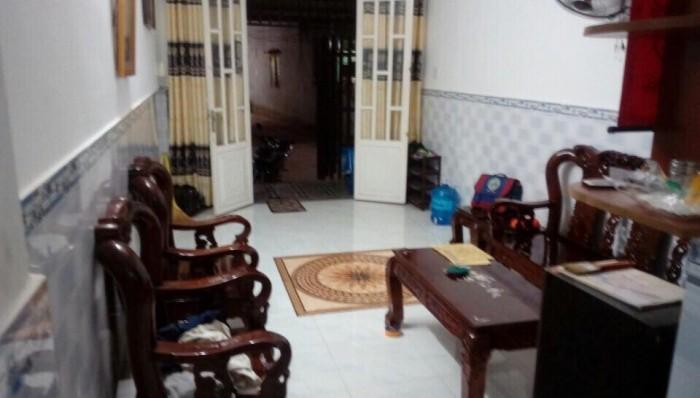 Bán nhà mới đẹp Lê Văn Lương Ấp 2, huyện Nhà Bè, hẻm ô tô đỗ cửa.