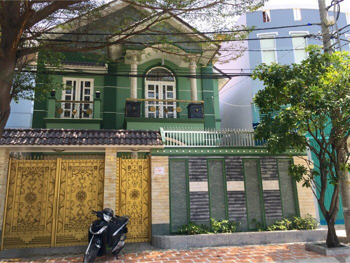 Bán nhà biệt thự 200m2 số 26 đường 50B p.tân tạo q.Bình Tân
