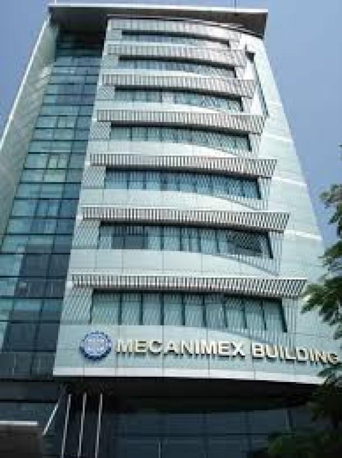 Bán MT quận 1 gần Điện Biên Phủ 20x21m GPXD 9 tầng giá 160tr/m2