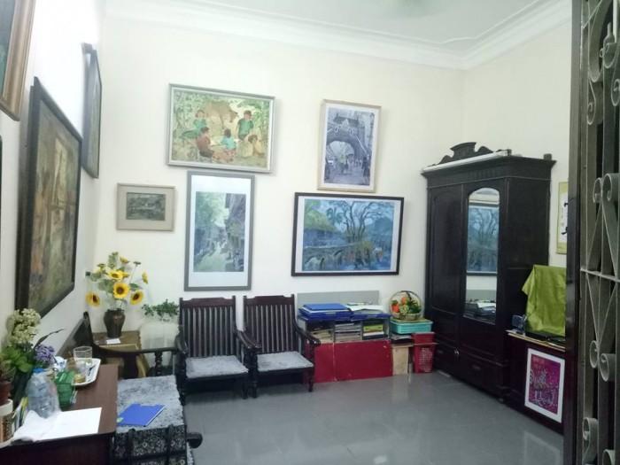 Về ở ngay, nhà đẹp Tô Vĩnh Diện, quận Thanh Xuân, diện tích 41m2, giá 4.35 tỷ.