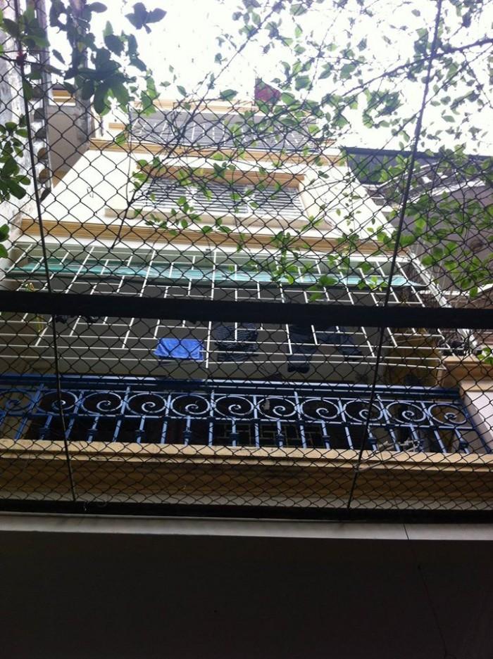 Bán nhà 5t ngõ 295 Bạch Mai, đường ô tô tránh nhau, tiện kd, làm vp