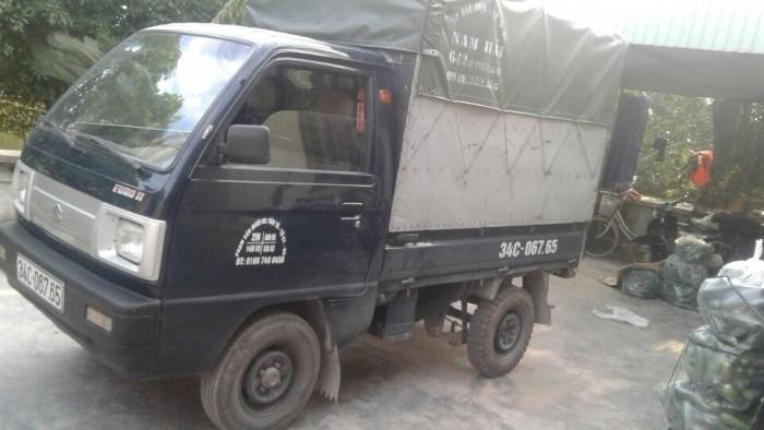 Xem bảng giá xe oto tải thùng suzuki cũ