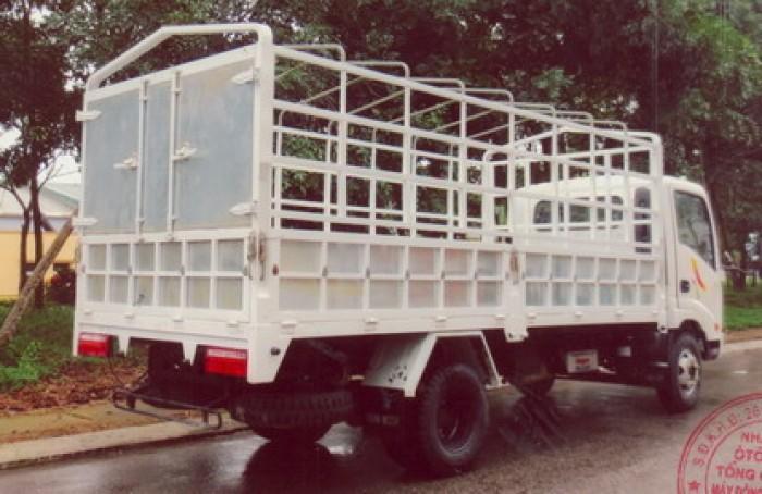 Xe tải veam VT350MB 3.4 tấn thùng dài 4m8 giá bèo nhèo
