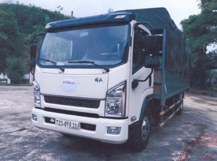 Xe tải faw 6.7 tấn thùng dài 6.25m giá hạt rẻ