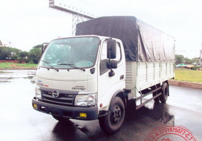 Hino 300 Series (LDT) sản xuất năm 2016 Số tay (số sàn) Xe tải động cơ Dầu diesel