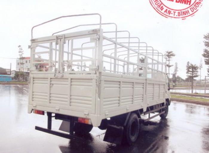 Xe tải HINO WU352L 4.4 tấn thùng dài 4.9m giá không thể rẻ hơn 1