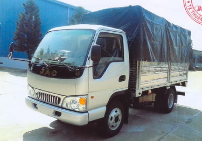 Xe tải jac 2.4 thùng dài 3m7 giá cạnh tranh