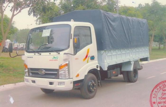 Xe tải veam VT200 1.9 Tấn thùng dài 4m3 giá rẻ