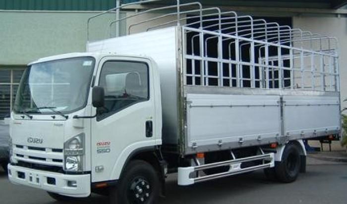 xe tải isuzu 8.2tấn thùng dài 7m1 giá siêu rẻ