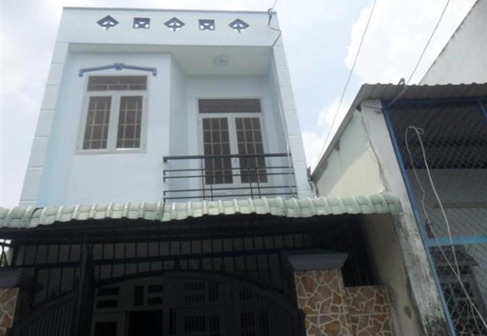 Cần bán nhà HXH Nguyễn Trãi F Bến Thành Q1