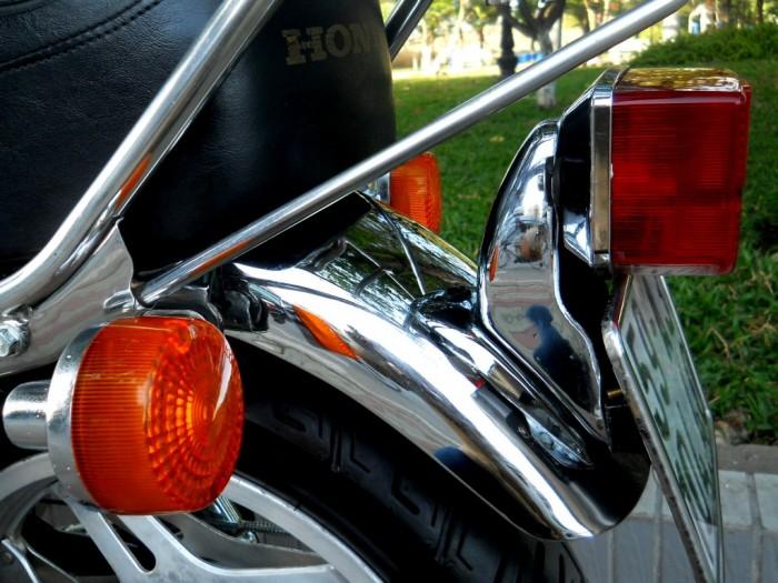 Bán xe LA250 HONDA – Xe zin máy nguyên bản giá 82tr 11
