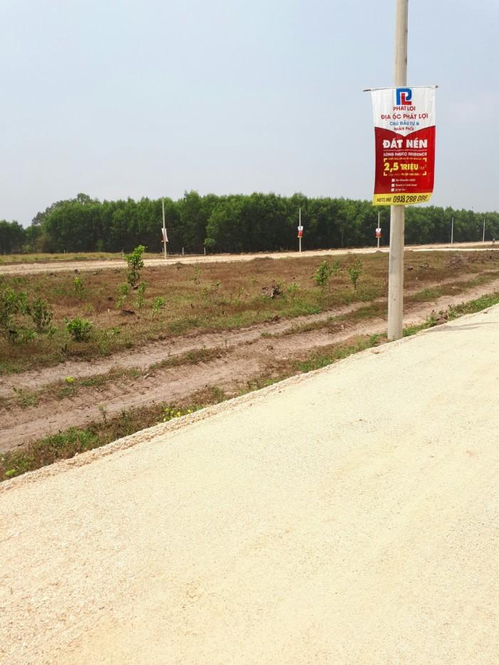 Đất nền Liên Khu CN ,và KInh tế Sân Bay Long Thành