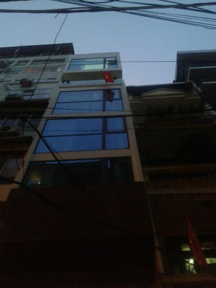 Bán nhà Thái Hà ôtô kinh doanh văn phòng 59m2, Mt 5.3m, giá 11.5 tỷ