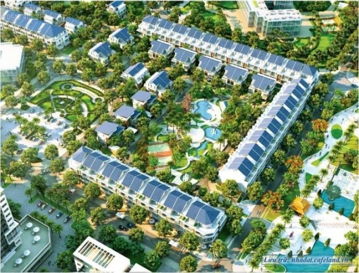 Bán Biệt thự, Liền kề LÂM VIÊN - tọa lạc tại vị trí đẹp nhất trong quần thể Khu đô thị xanh Đặng Xá