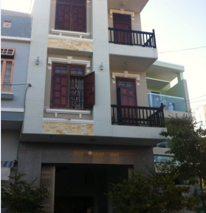 Bán nhà HXH oto tránh nhau Cao Thắng 5,2x20 nhà 2 lầu mới