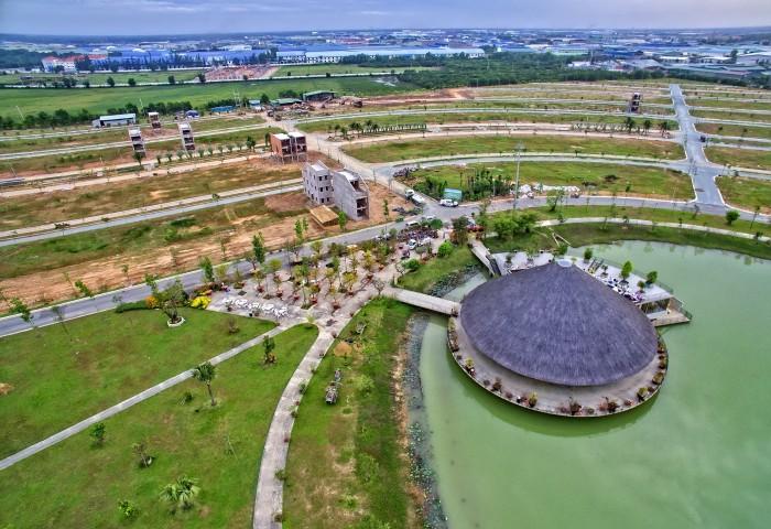Bán đất dự án Làng Sen Việt Nam