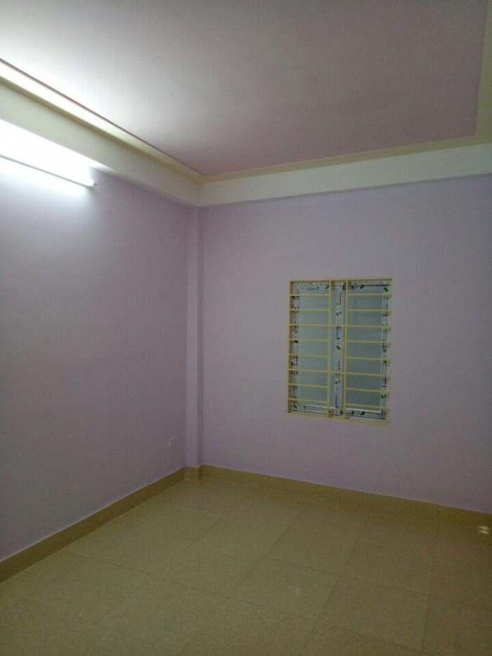 Bán nhà mới 4 tầng khu đấu giá Ngô Thì Nhậm - Hà Đông. ngõ thông, ôtô đỗ cửa. Giá 2,65 tỷ.