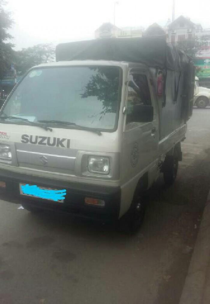 Suzuki 5 tạ cũ Tiên Lãng khoảng 100 triệu