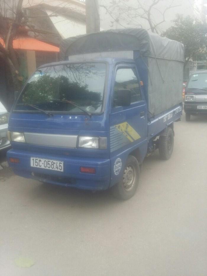 Suzuki  tải 5 tạ cũ Kim Thành