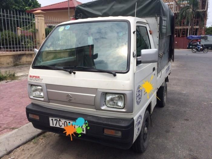 Mua bán xe bán tải SUZUKI 500KG cũ