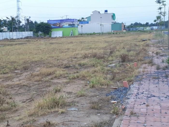 Bán đất chợ Rạch Kiến, giá chỉ 380 triệu, SHR, chính chủ