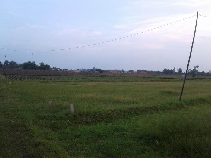 Bán đất thổ cư, Mỹ Hạnh, Đức Hòa, Long An, 1121 m2, giá 1.1 tỷ