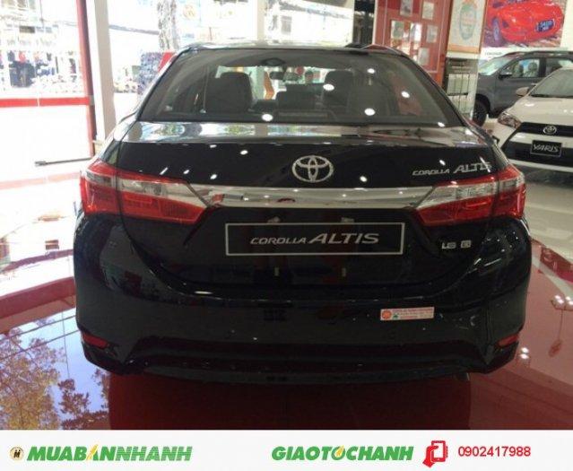 Toyota Corolla Altis sản xuất năm 2017 Số tự động Động cơ Xăng
