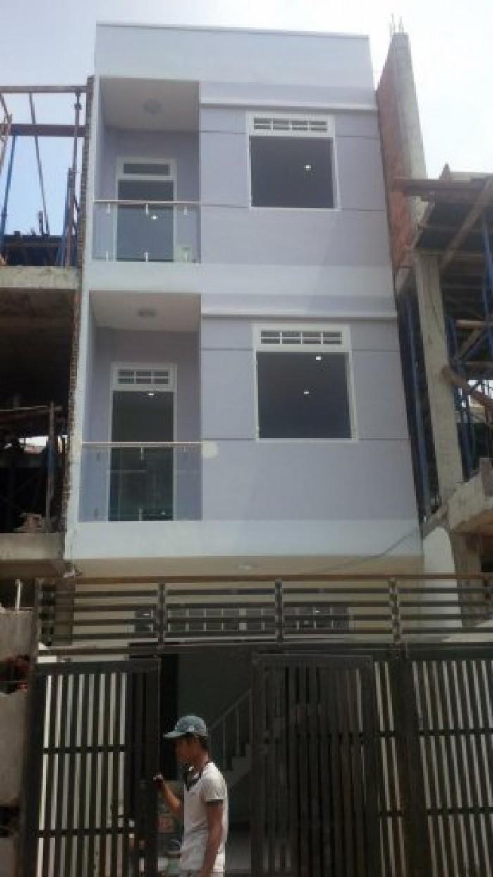 Cho thuê nhà Dương Đình Hội Q9 1 trệt 2 lầu, ô tô vào tận nhà,4 pn, giá chỉ 10 triệu/tháng