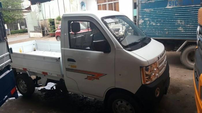 Giá xe tải Dongben 870kg thùng lững